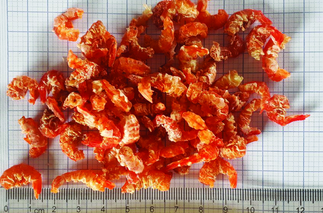 16. Dried Shrimp