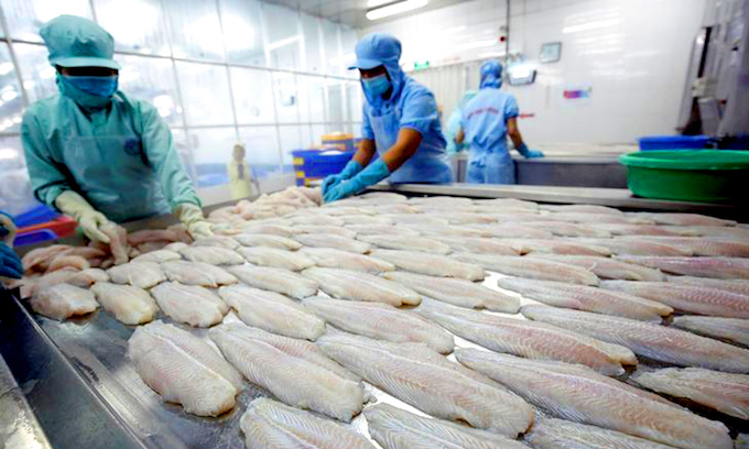 (Tiếng Việt) ASEAN the next big fish for Vietnam's seafood industry