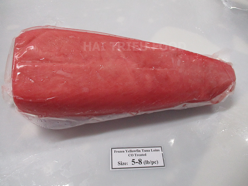 Yellowfin Tuna – Loin